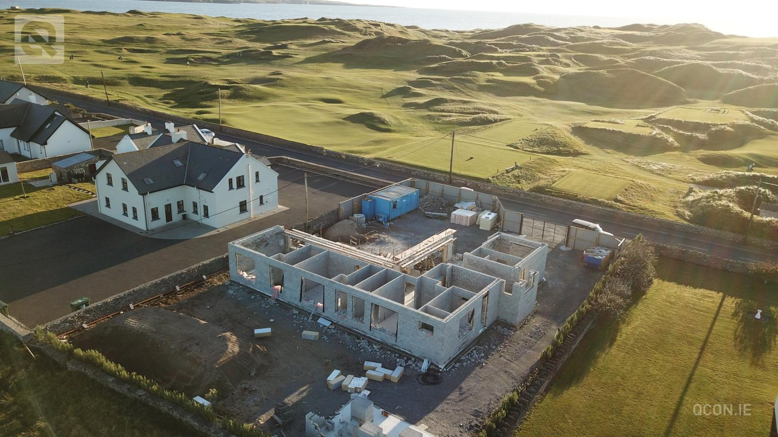 Construction of a Private Home Ireland